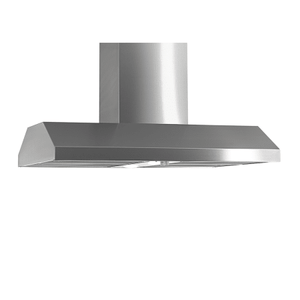 Imperial 385 CFM 30 Inch Island Range Hood with Heat Controlled Thermostat (IS1930SD4SB‐SS) - Shop For Kitchens