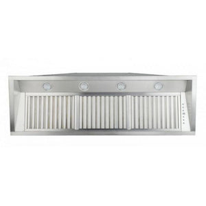 ZLINE 34 in. 1200 CFM Outdoor Range Hood Insert in Stainless Steel (698-304-34) - Shop For Kitchens