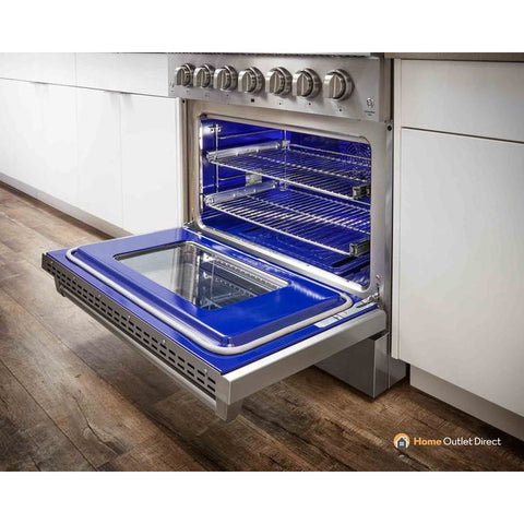 Thor Kitchen - 36-inch Telescopic Rack (TR36SS) - Shop For Kitchens
