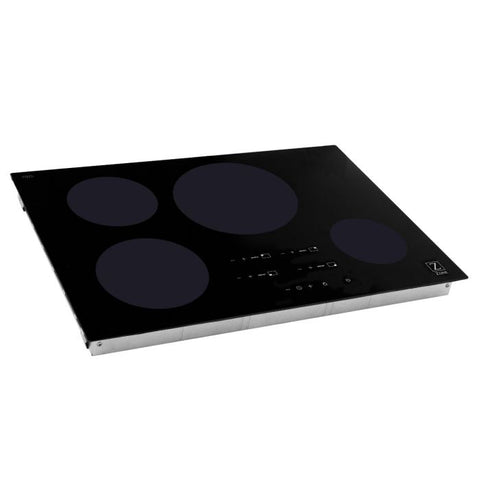 Image of ZLINE 30 in. Induction Cooktop with 4 burners (RCIND-30) - Shop For Kitchens