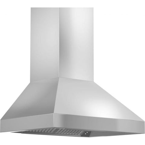 "ZLINE 48"" Stainless Steel Wall Range Hood (597-48) - Shop For Kitchens"