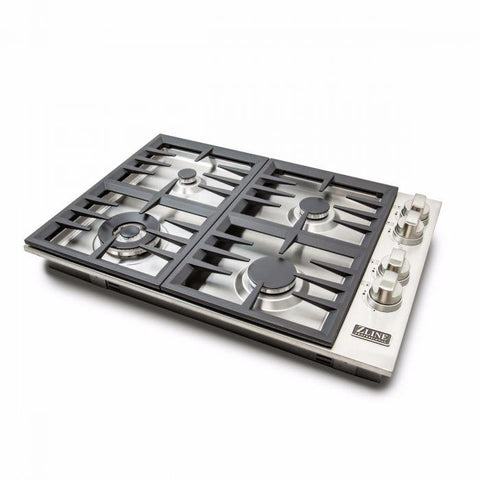 "Image of ZLINE Professional 30"" Dropin Cooktop with 4 gas burners (RC-30) - Shop For Kitchens"