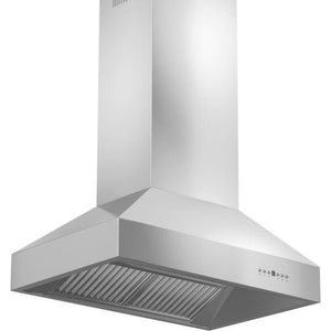 ZLINE 36 in. 1200 CFM Island Mount Range Hood in Stainless Steel (697i-36) - Shop For Kitchens
