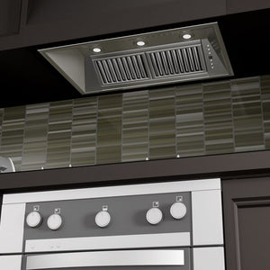 ZLINE 40 in. 1200 CFM Outdoor Range Hood Insert in Stainless Steel (721-304-40) - Shop For Kitchens
