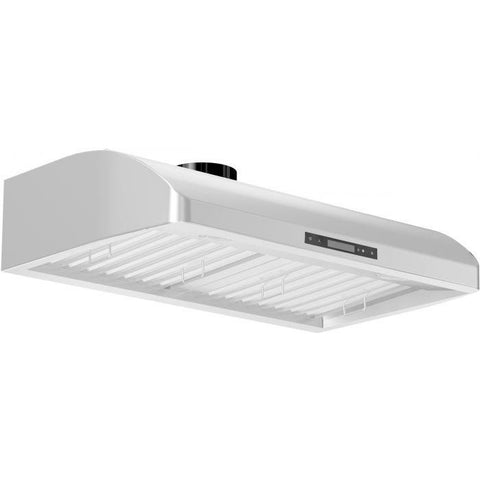 ZLINE 36 in. Under Cabinet Stainless Steel Range Hood with 600 CFM Motor (621-36) - Shop For Kitchens