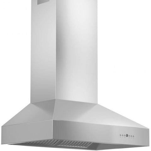 ZLINE 54 in. 1200 CFM Wall Mount Range Hood in Stainless Steel (667-54)
