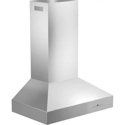 ZLINE 54 in. 1200 CFM Wall Mount Range Hood in Stainless Steel (667-54) - Shop For Kitchens