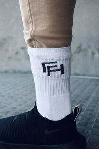 FIRST HEALTH CREW SOCKS