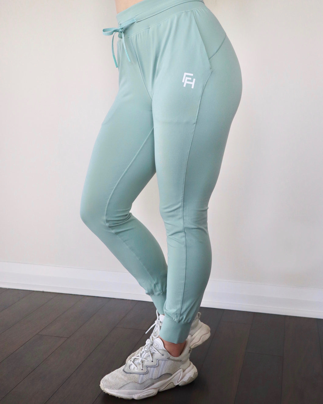 FLEX LOUNGE JOGGERS- Mint