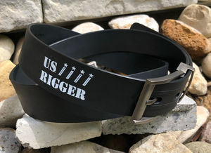 C4 U.S. Rigger Belt- Black