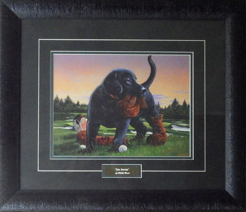 Phillip Crowe The Duffer-Framed