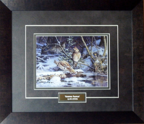 Scott Zoellick Creekside Solitude-Framed