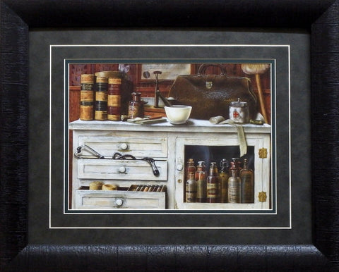 Knutson Old Time Remedies-Framed