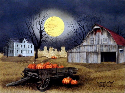 Billy Jacobs Harvest Moon