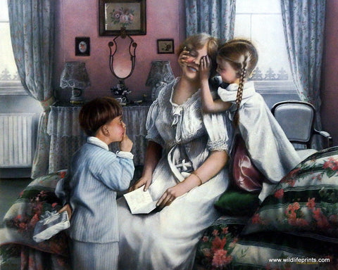 Kevin Daniel A Mother's Joy