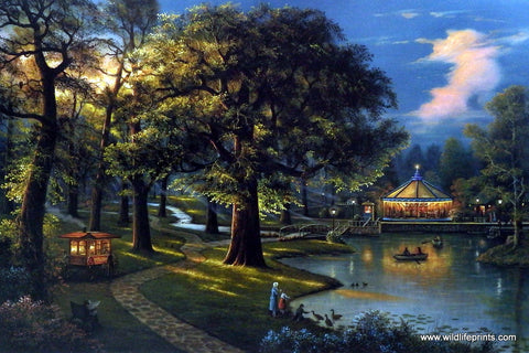 Jesse Barnes A Walk in the Park