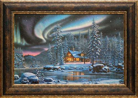 Kim Norlien Aurora Bliss-Framed
