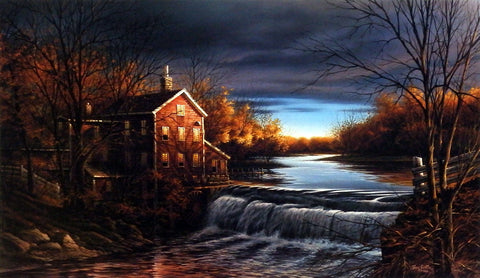 Terry Redlin Autumn Afternoon