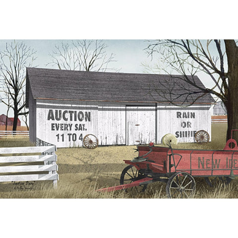 Billy Jacobs Auction Barn