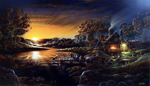 Terry Redlin Basic Training