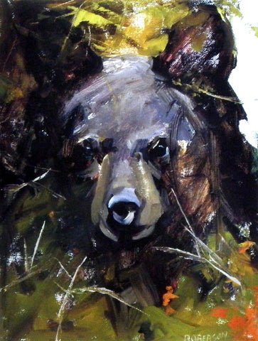 Mary Roberson Black Bear Cub