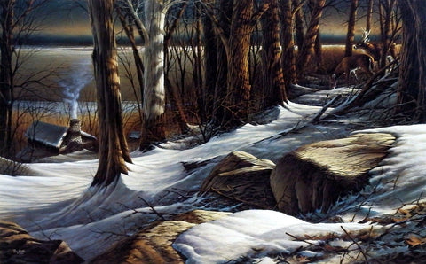 Terry Redlin Boulder Ridge