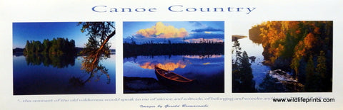 Gerald Brimacombe Canoe Country