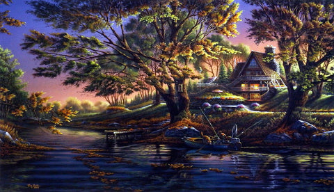 Terry Redlin Close To Paradise