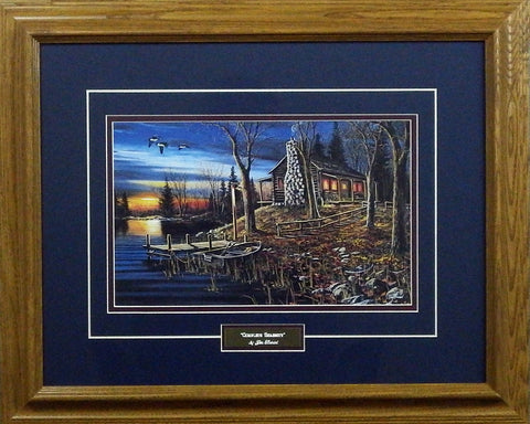 Jim Hansel Complete Serenity- Framed