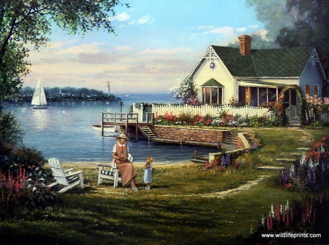 George Kovach Cottage by the Bay