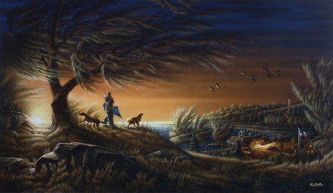 Terry Redlin Lifetime Friends