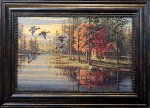 Mary Pettis Autumn Glow Framed