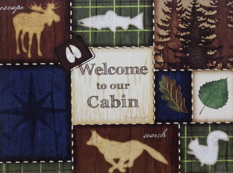 Jennifer Pugh Welcome to our Cabin