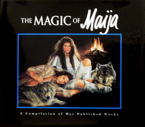 The Magic of Maija Book