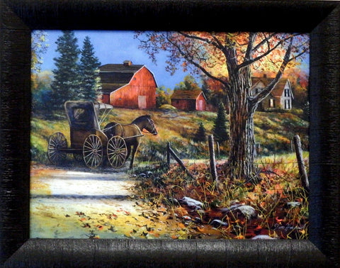 Jim Hansel Country Roads Studio Canvas