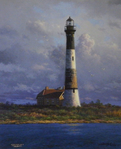 Larry Dyke Fire Island Light