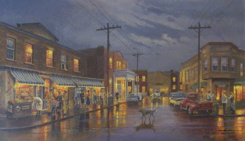 Dave Barnhouse Mayberry My Home Town