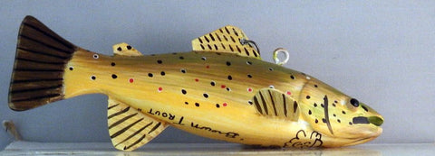 Grand Daddy Bait Company Brown Trout-Decoy