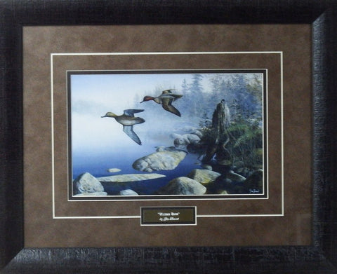 "Jim Hansel ""Waters Edge""-Framed"