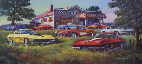 Dale Klee Country Vette's