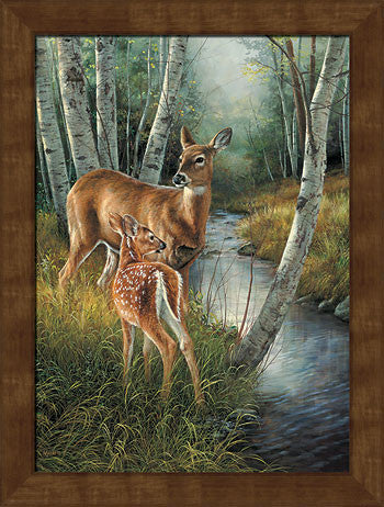 Rosemary Millette Birch Creek-Framed