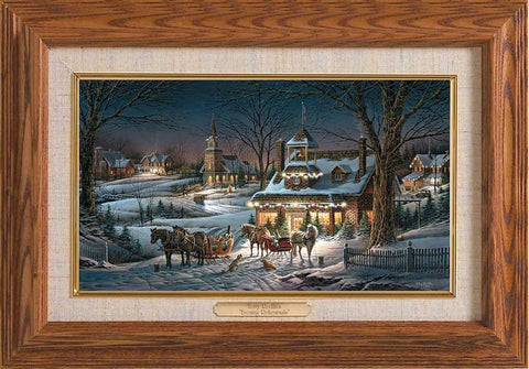 Terry Redlin Evening Rehearsals Master Stroke-FREE SHIPPING