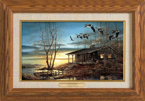 Terry Redlin Evening Retreat-Master Stroke-FREE SHIPPING