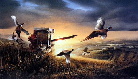 Terry Redlin Evening Surprise