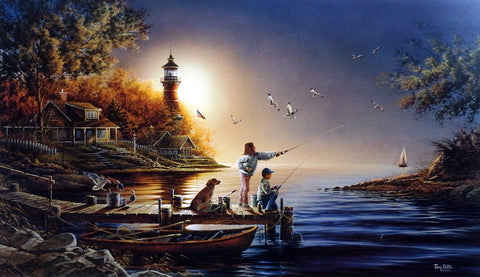 Terry Redlin From Sea To Shining Sea