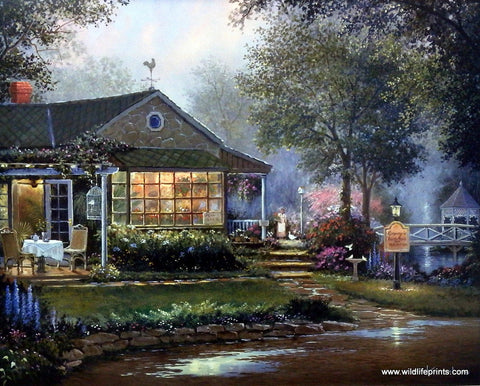 George Kovach Granny's Flower Shop