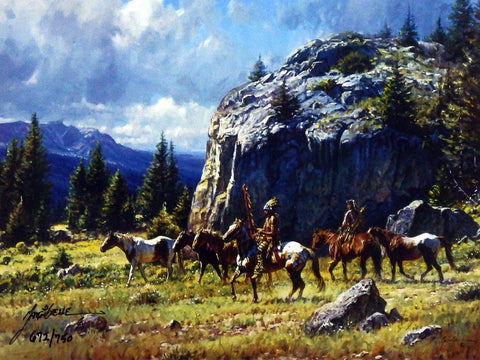 Martin Grelle Warrior's Quest