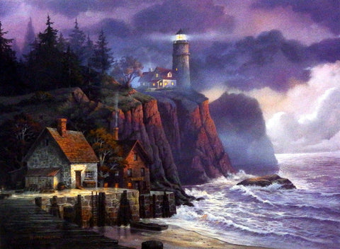Michael Humpheries Harbor Light Hideaway