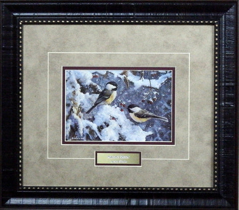 Scott Zoellick Holiday Cheer- Framed