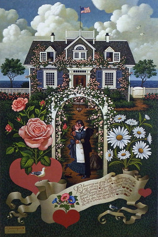 Charles Wysocki Picture of Sailor Returning Home
